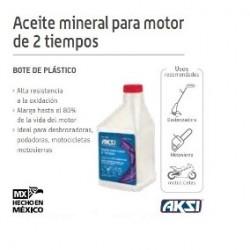 ACEITE MINERAL PARA MOTOR DE DOS TIEMPOS