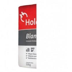 CEMENTO BLANCO HOLCIM FUERTE 1/2 BULTO (25KG)