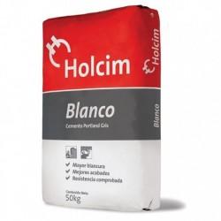 CEMENTO BLANCO HOLCIM FUERTE 50 KG.