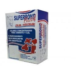 COLOR P/CEMENTO AMARILLO CANARIO 1 KG. SUPERBOND