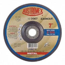 "DISCO DE DESBASTE DE METAL 7"" X 1/4"" X 7/8"" (2007) AUSTROMEX"