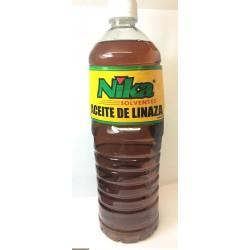 ACEITE DE LINAZA SINT. 1 LT NIKA